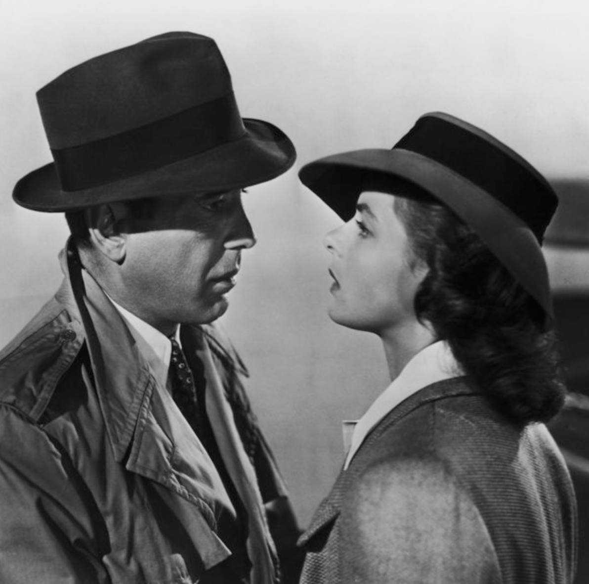 Humphrey Bogart and Ingrid Bergman had Casablanca, and Rochester, in common