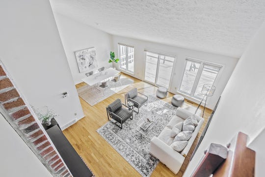 Penfield Condominium staged by Tracey Deitz sold in one day for asking price.