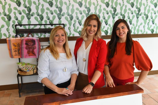 Mother, Rosa Barragán, and Sisters, Cynthia Barragán, Manager, and Linda Barragán, Owner, will open Casita Linda, a Mexican bakery and breakfast cafe, on Thursday, April 25.