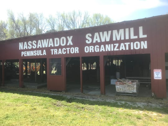 Peninsula Tractor Organization is opening a farm museum at the 1937 Nassawadox Sawmill in Nassawadox, Virginia.