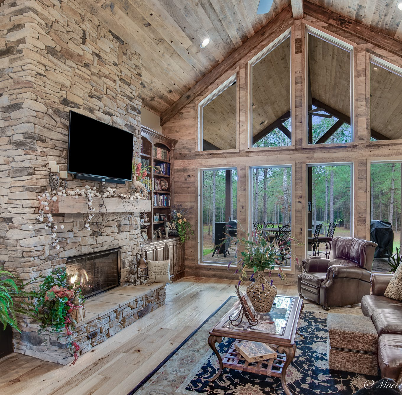Benton lodge takes inspiration from Colorado ski retreat