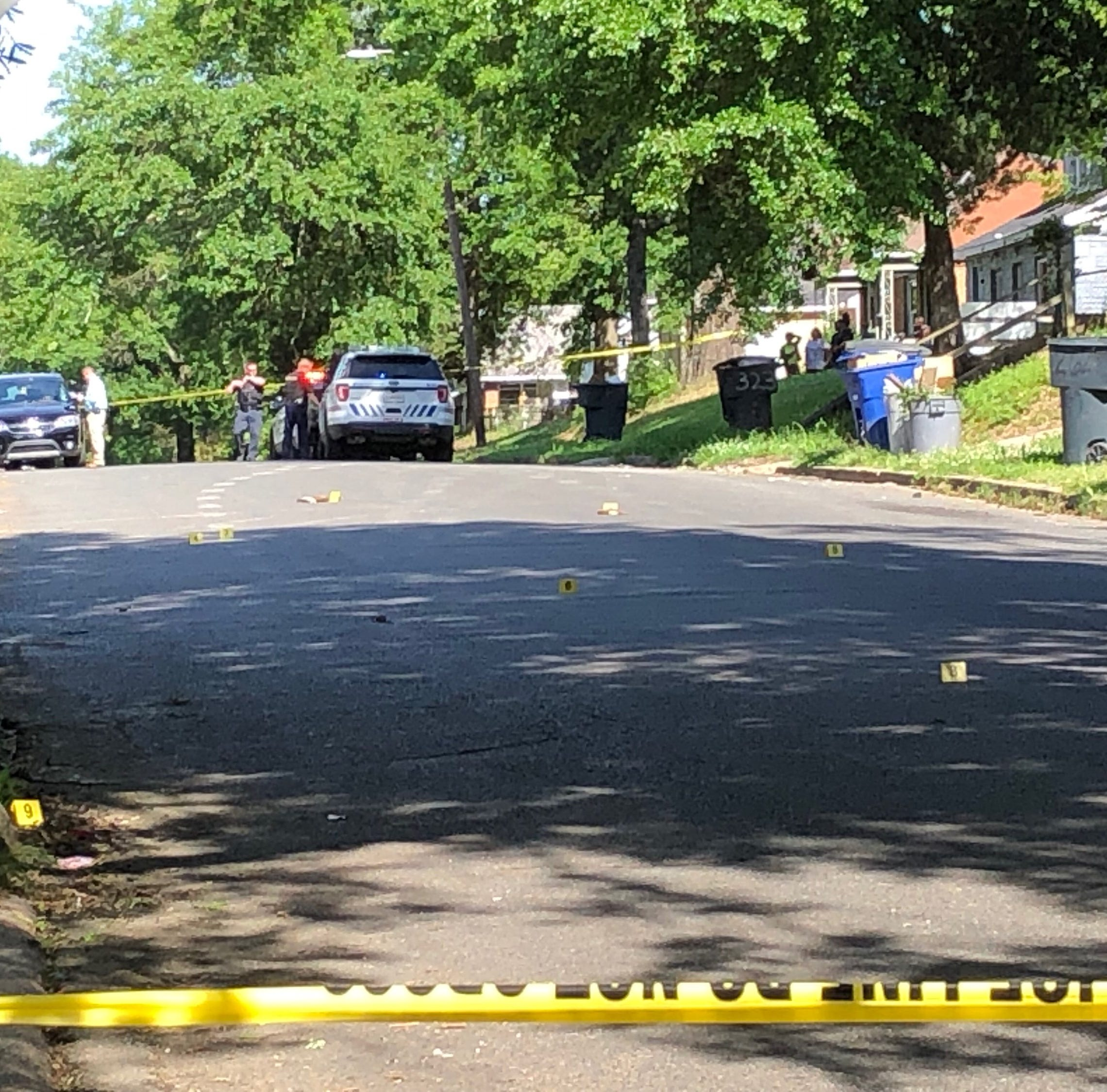 Breaking: Reported shooting in Shreveport's Highland neighborhood