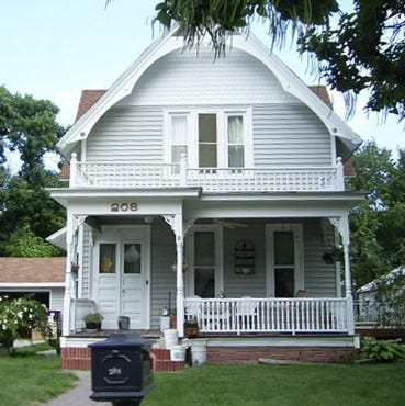 Historic Sioux Falls home saved from demolition in 1980s spared by City Hall again
