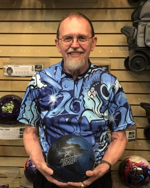 Darwin Wimer is easily the best bowler in Mesquite and one of the best in all of Nevada. He has won the high average title every single season since he began bowling in Mesquite in the 2009-10 season.