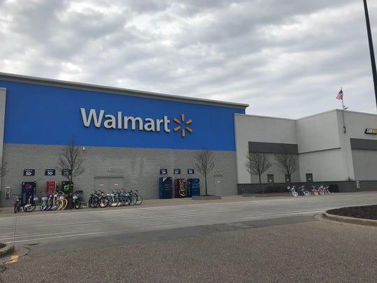 Walmart, 250 Crossroads Drive in Plover