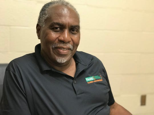 Charles Magee, professor of biological systems engineering in the College of Agriculture & Food Sciences at Florida A&M University.