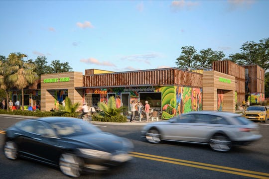 Freight Yard, a shipping container housing project, is slated to open its first dozen units by August.