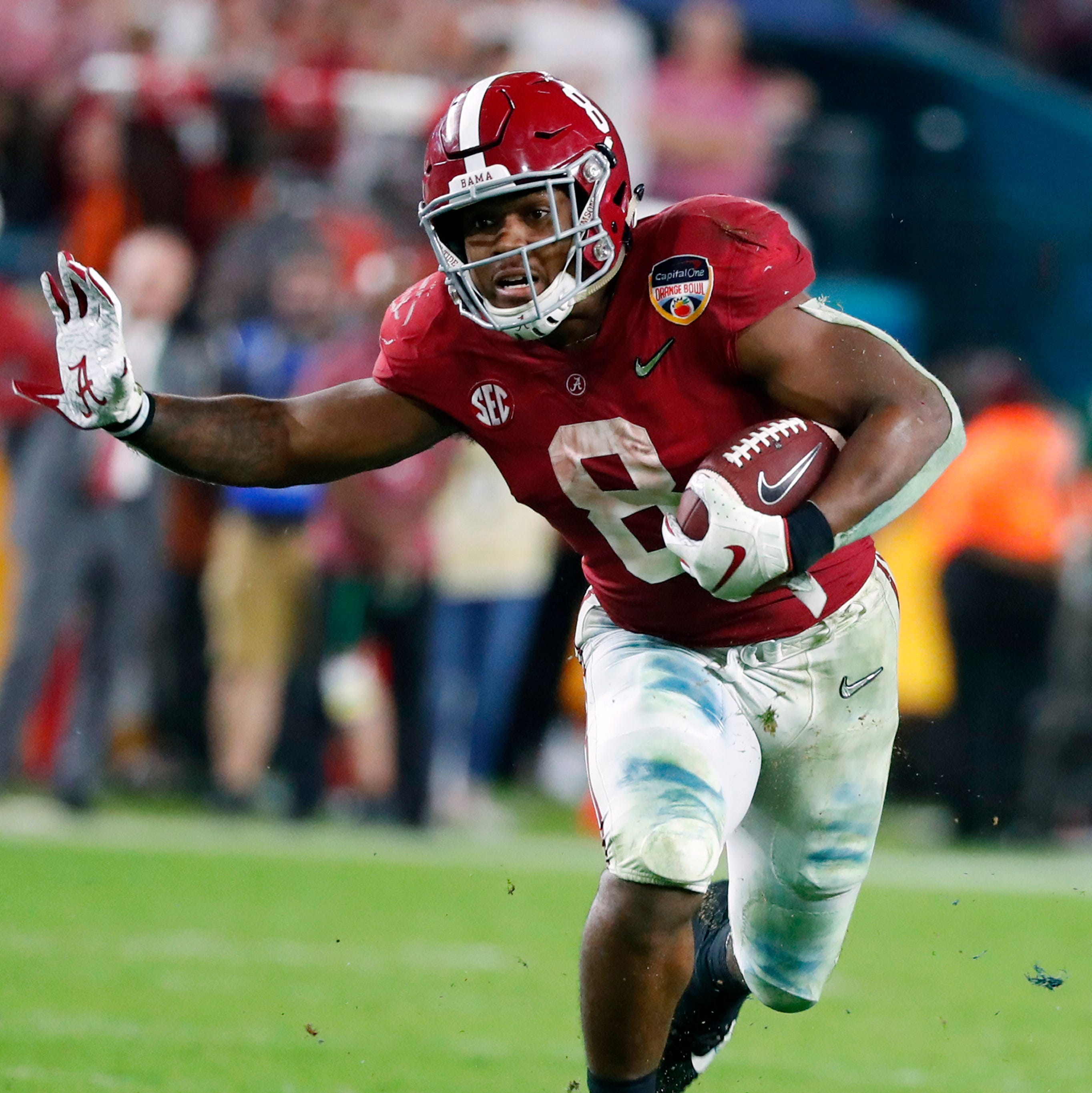 7 players the Eagles could take in NFL draft's 1st round, from least likely to most
