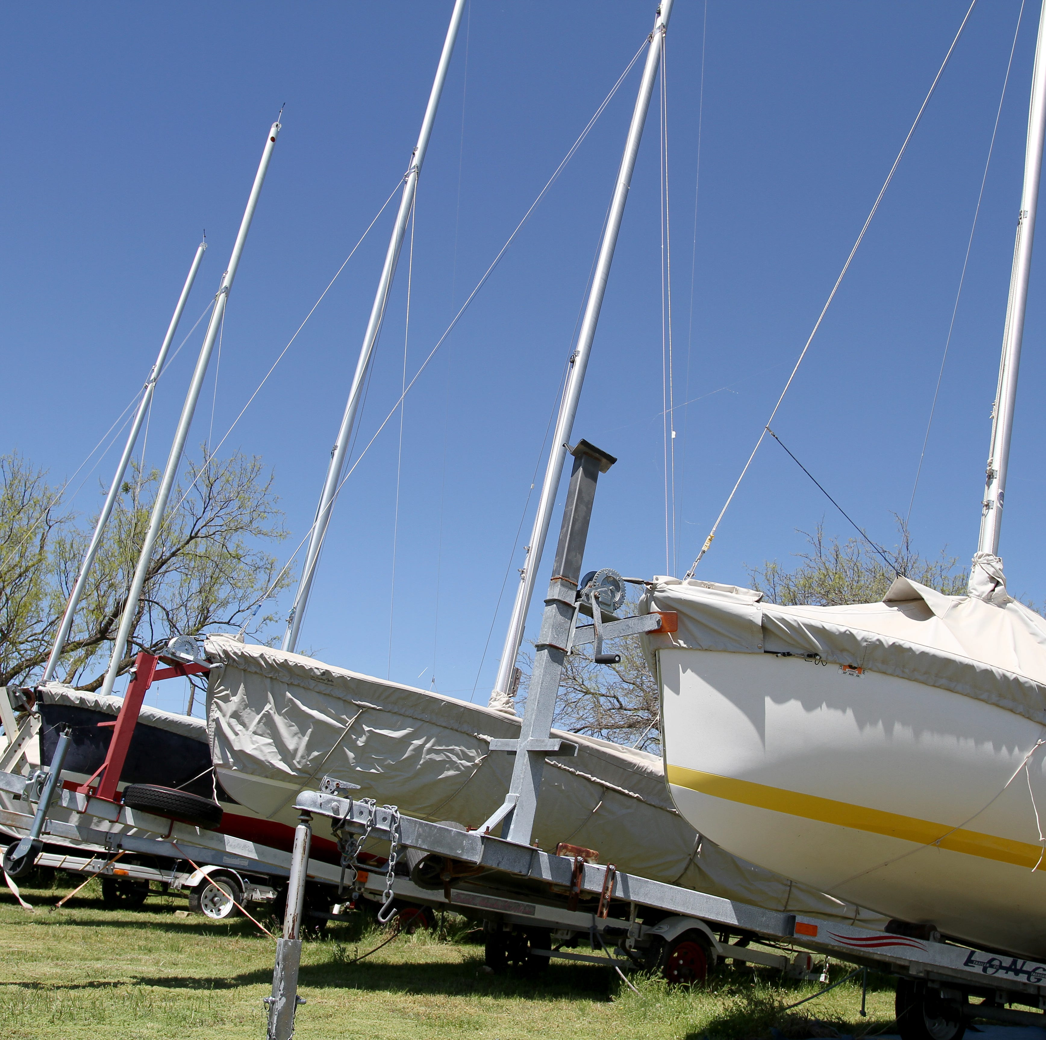 Wichita Falls Sailing Club to hold races on Lake Arrowhead