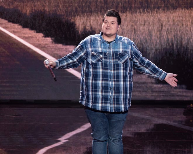 "Wade Cota was a Top 10 highlight during Sunday's ""American Idol"" Disney Night."