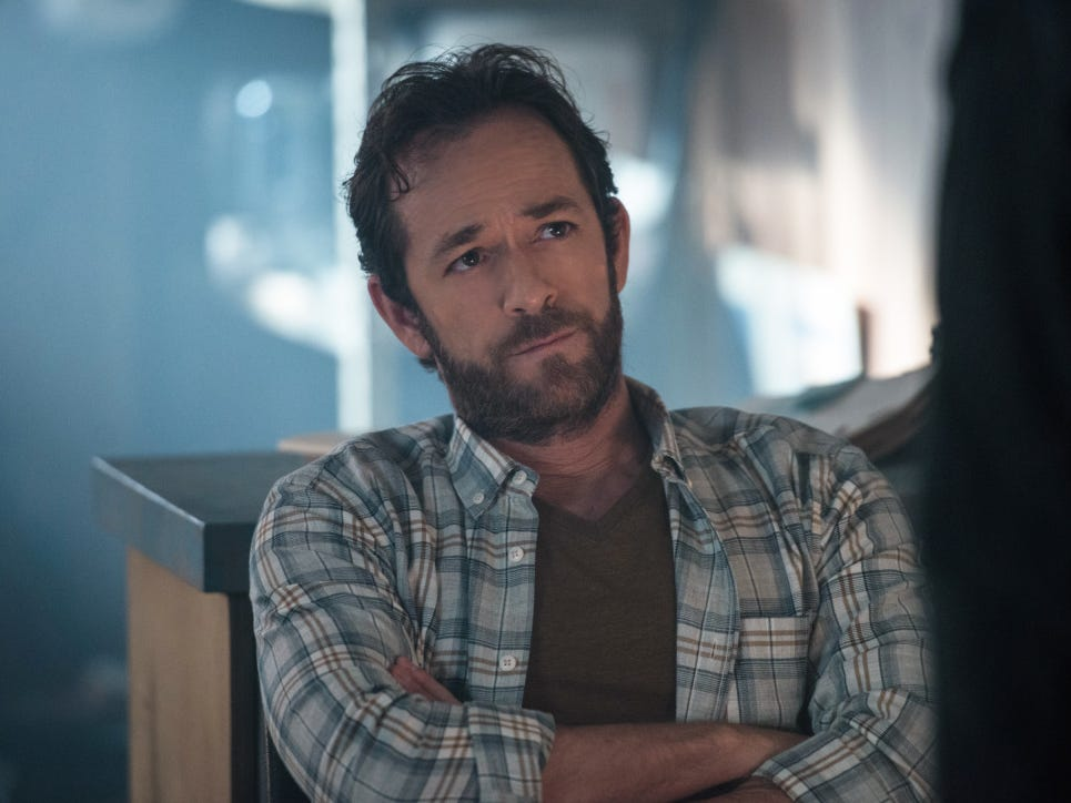 Luke Perry's final 'Riverdale' episode to air this week