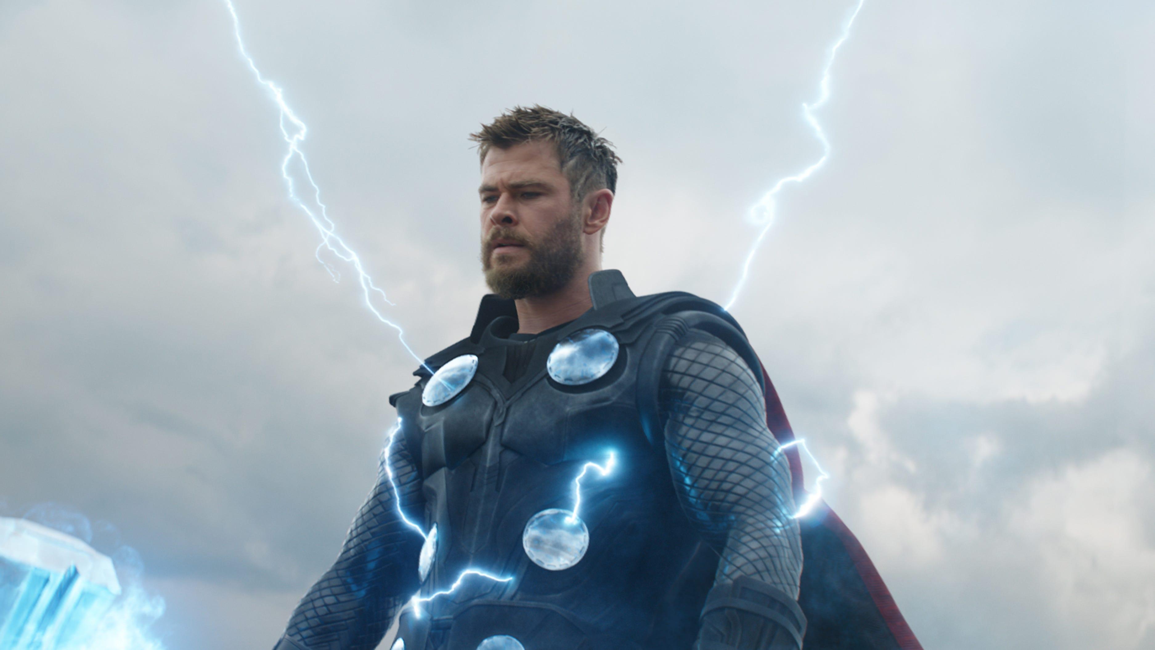 """Thor (Chris Hemsworth) in """"Avengers: Endgame."""""""