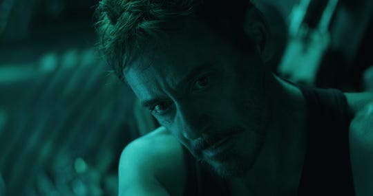 """Iron Man (Robert Downey Jr.) in """"Avengers: Endgame."""""""