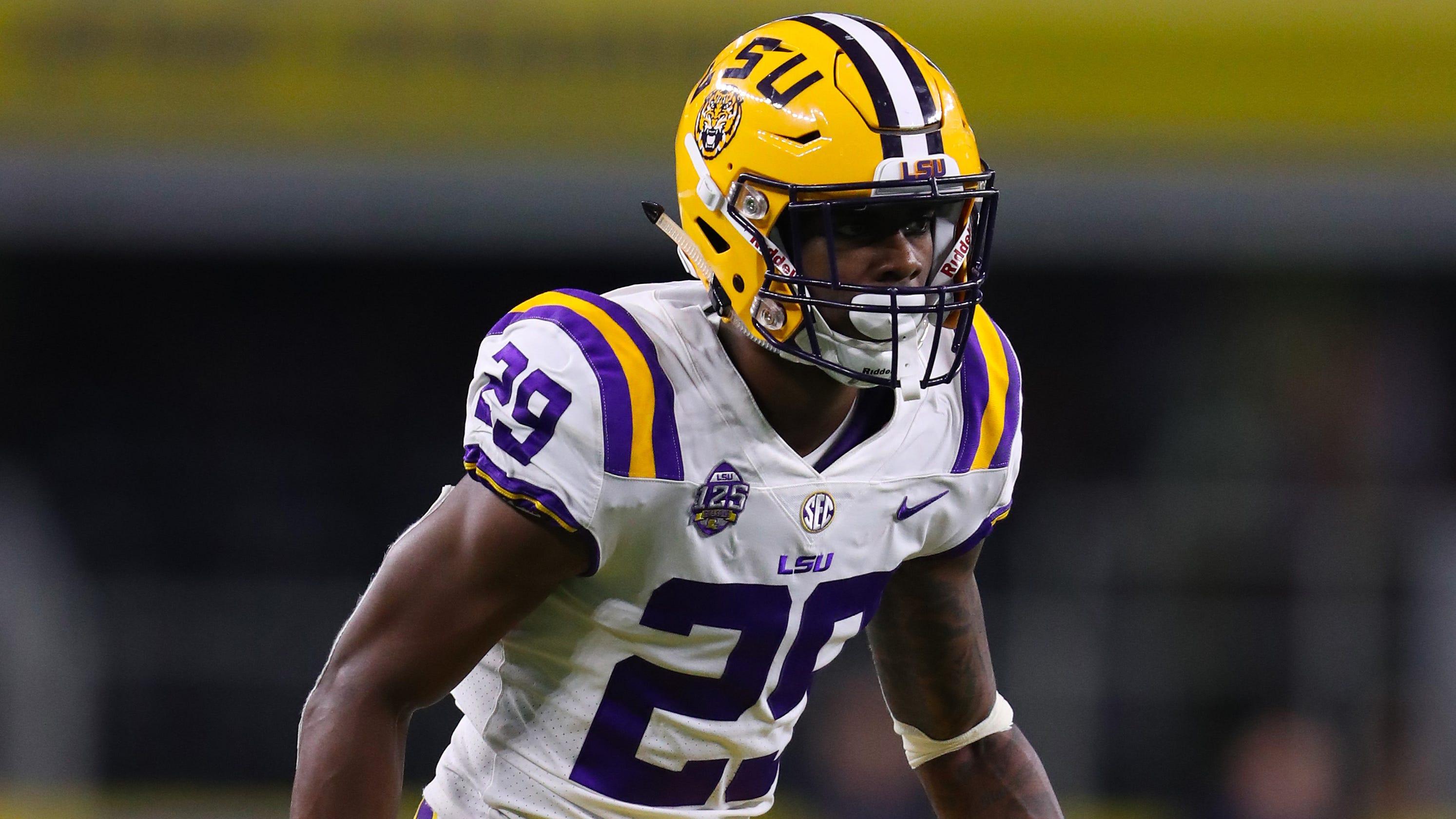 size 40 df33e 6c91e NFL Draft 2019  LSU cornerback Greedy Williams among best on Day 2