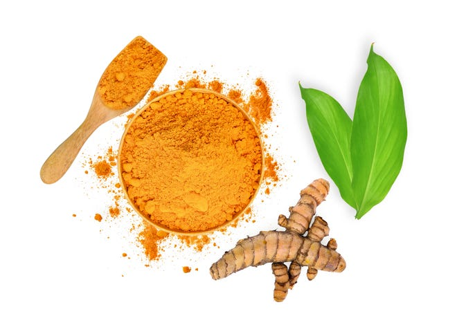 There is a big difference between turmeric and curcumin.