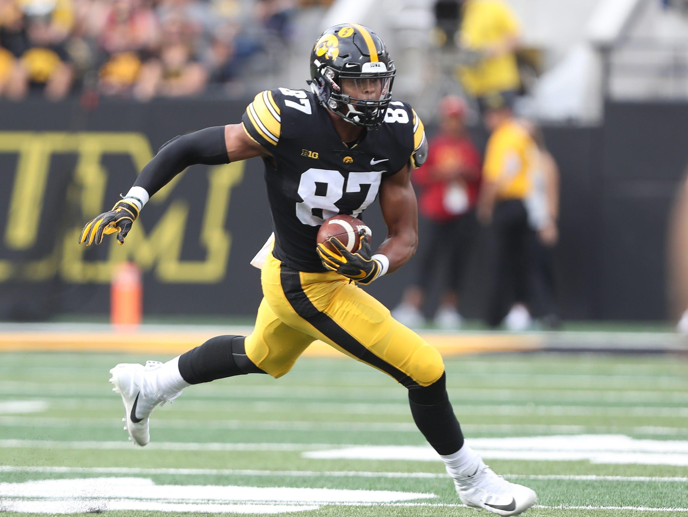 12. Packers - Noah Fant, TE, Iowa