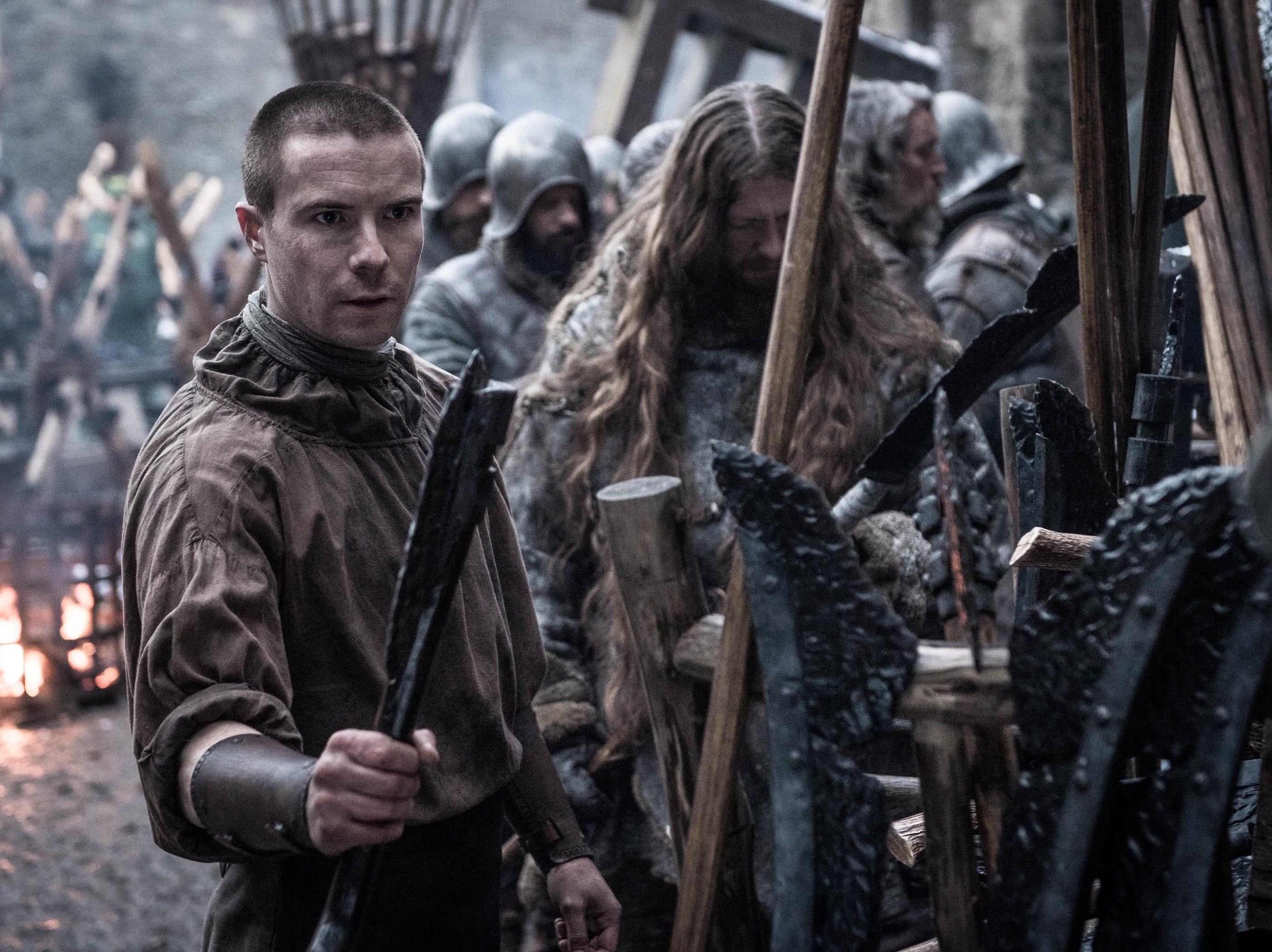 Joe Dempsie as Gendry on 'Game of Thrones.'