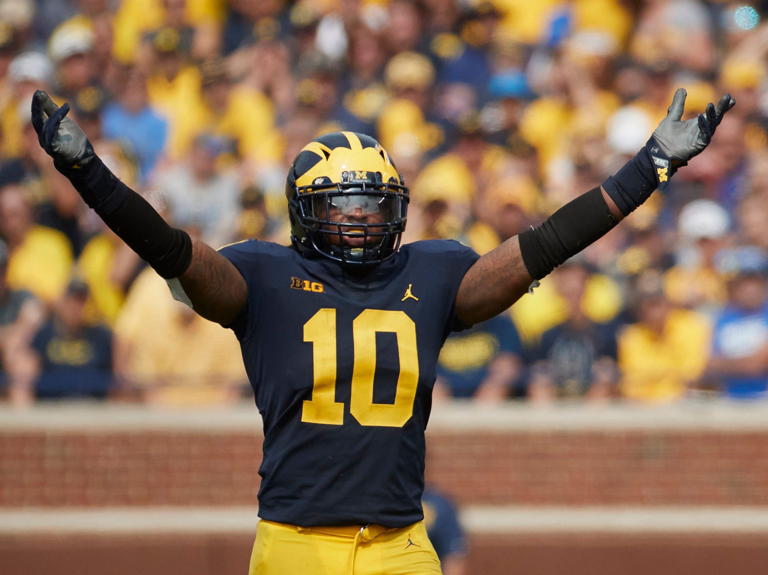 20. Steelers - Devin Bush, LB, Michigan