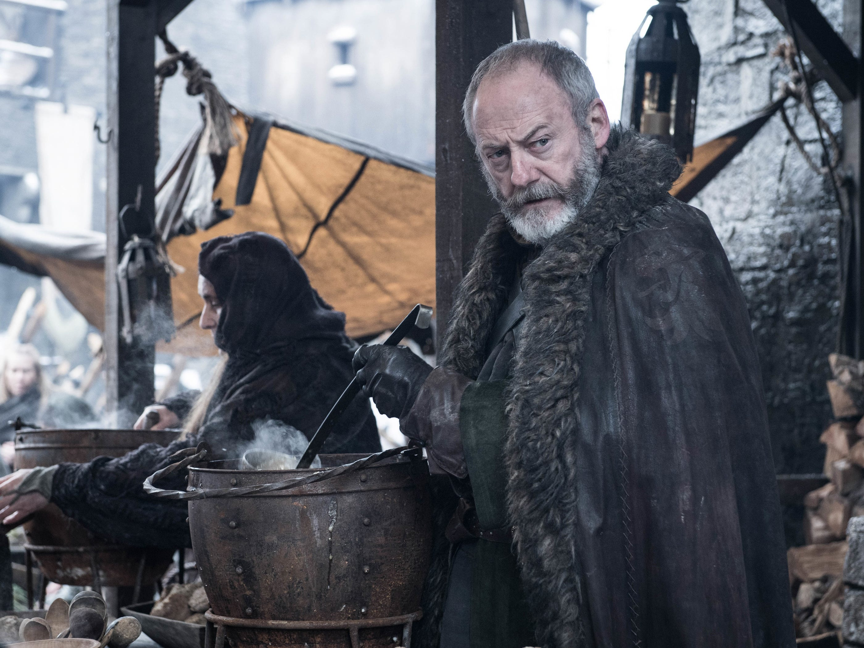 'Game of Thrones': Former CIA deputy director David Cohen cameos in Winterfell soup line