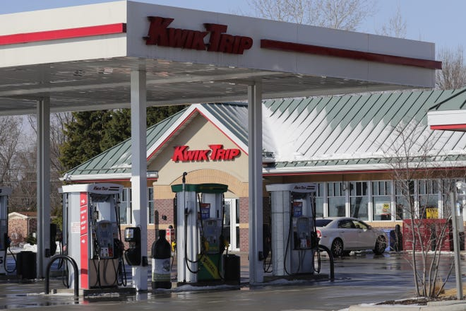 There are more than 600 Kwik Trip locations in Wisconsin, Minnesota and Iowa.