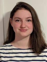 Student Voices winner, Lauren Morse