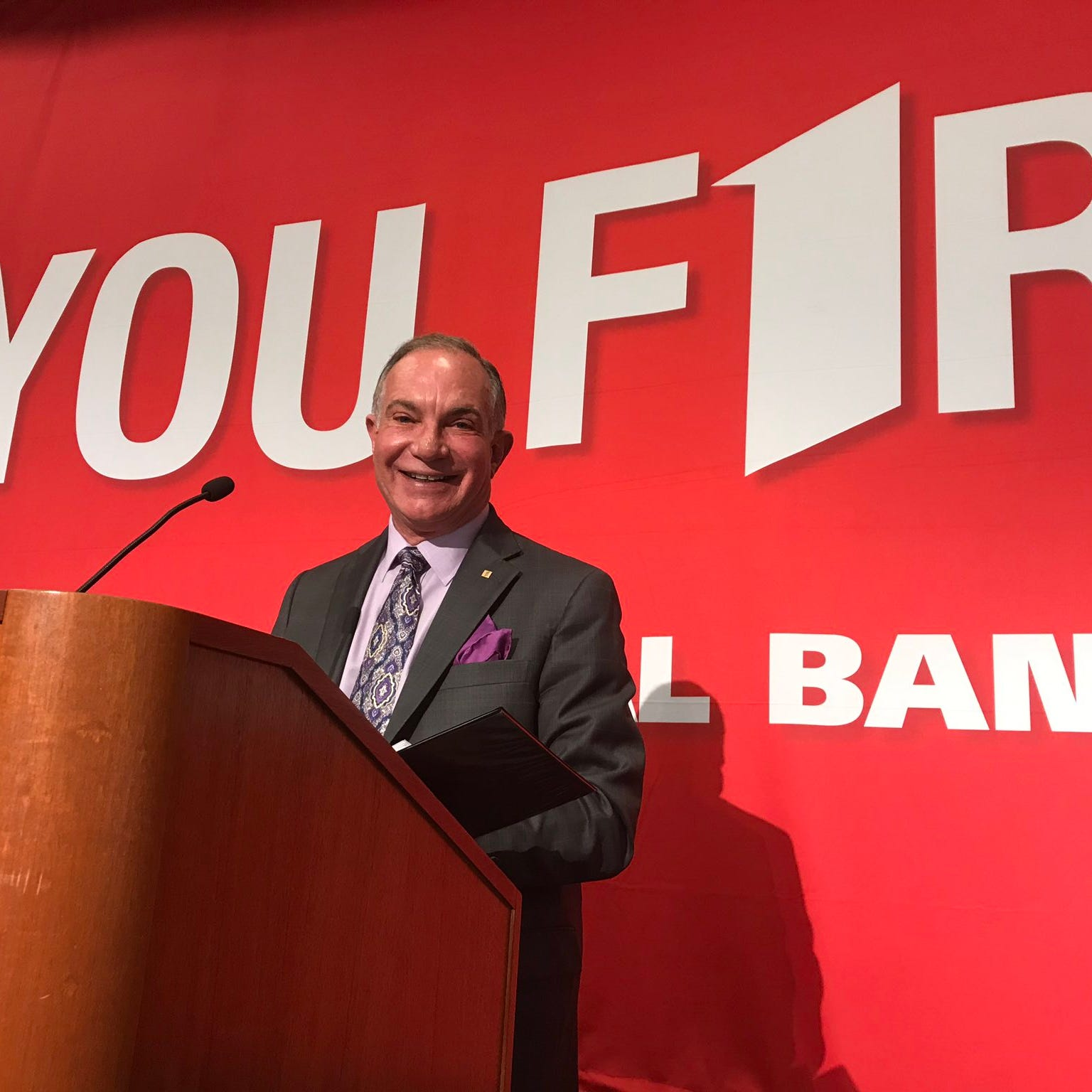 First Financial Bankshares announces stock split