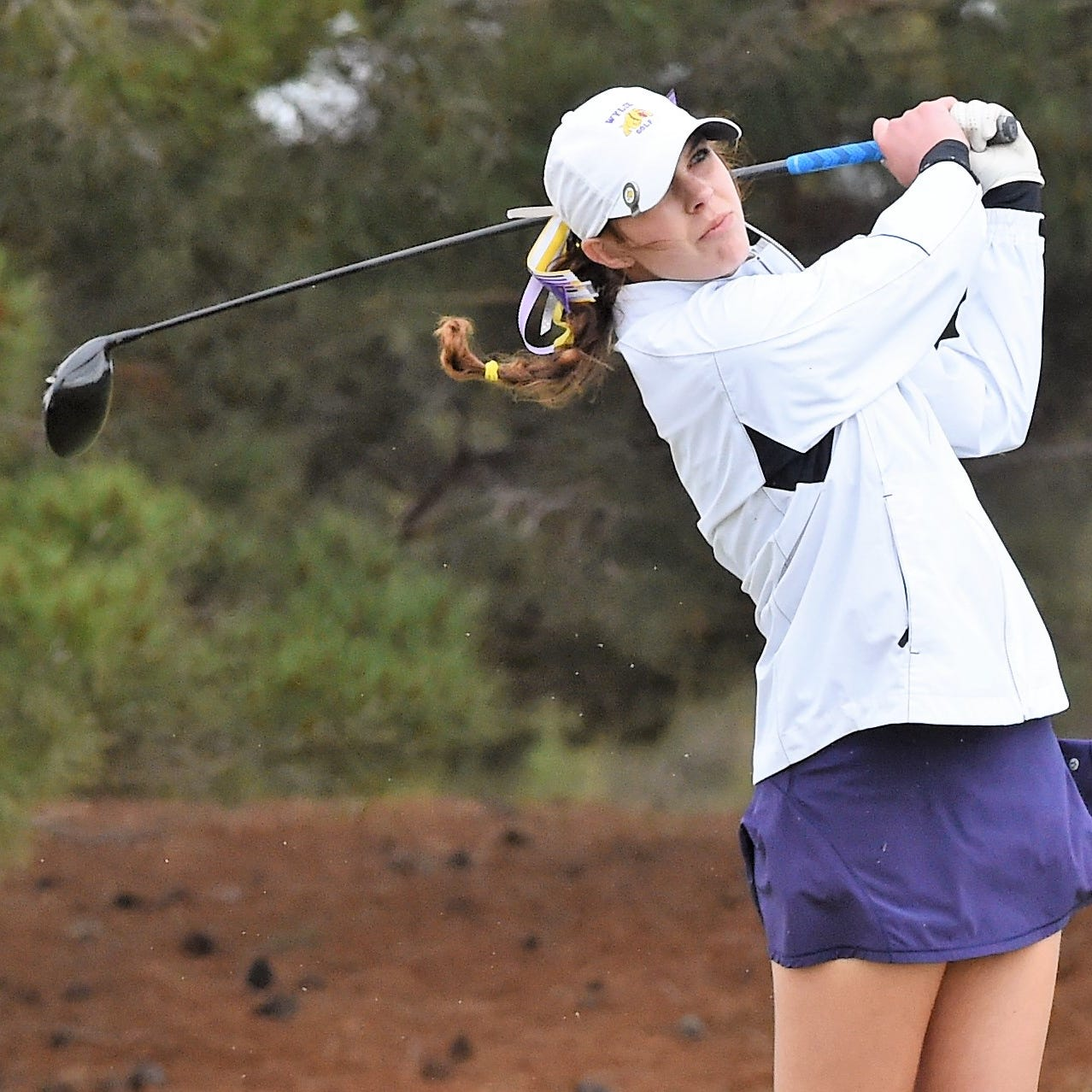 STATE BOUND: Abilene Wylie girls golf overtakes Aledo, qualifies for Class 5A state