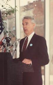Jack Stevens, a Democrat, ran unsuccessfully for U.S. Congress in 1992.