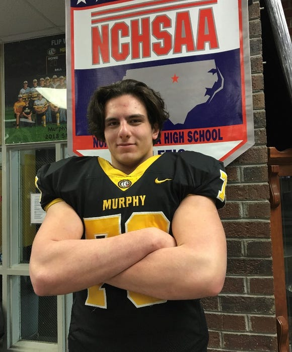 Murphy sophomore Yousef Mugharbil is one of the nation's top recruits from the Class of 2021