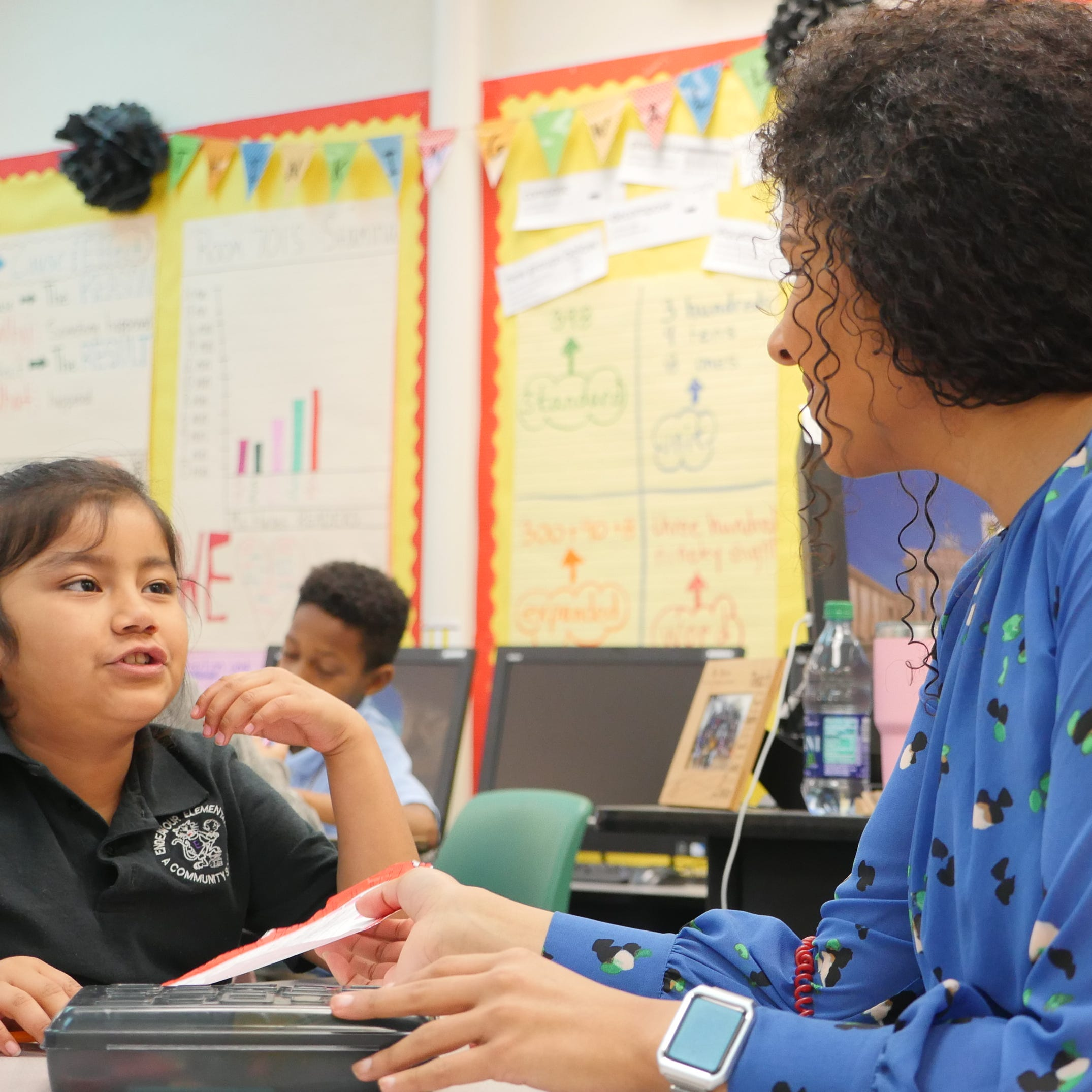 What's in a D school? Community rallies to lift Cocoa's Endeavour Elementary | Rangel
