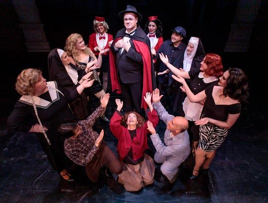 """The Producers"" opens Friday at Cocoa Village Playhouse and runs through May 12."