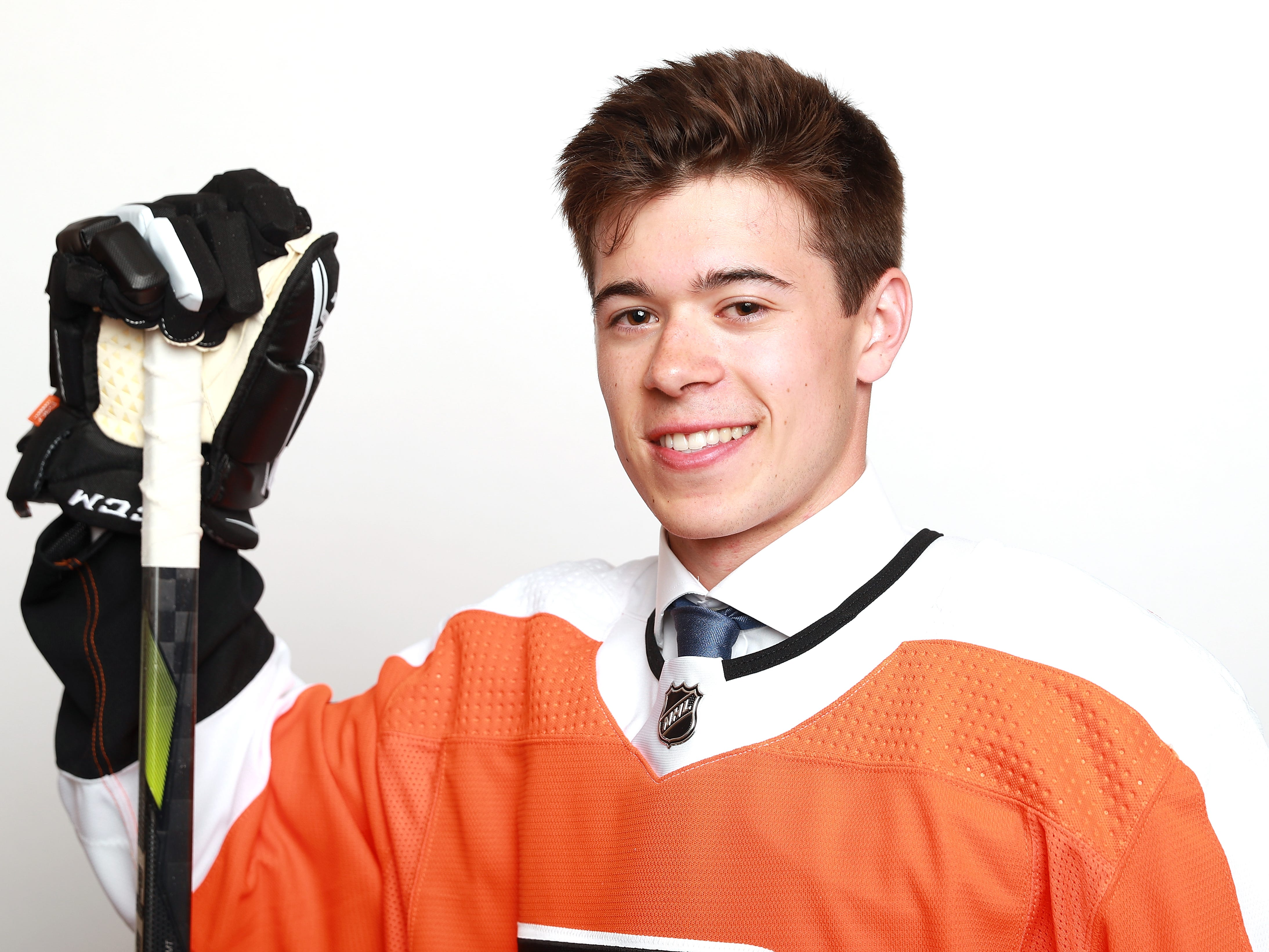 Flyers prospect Jay O'Brien leaving Providence College after one season