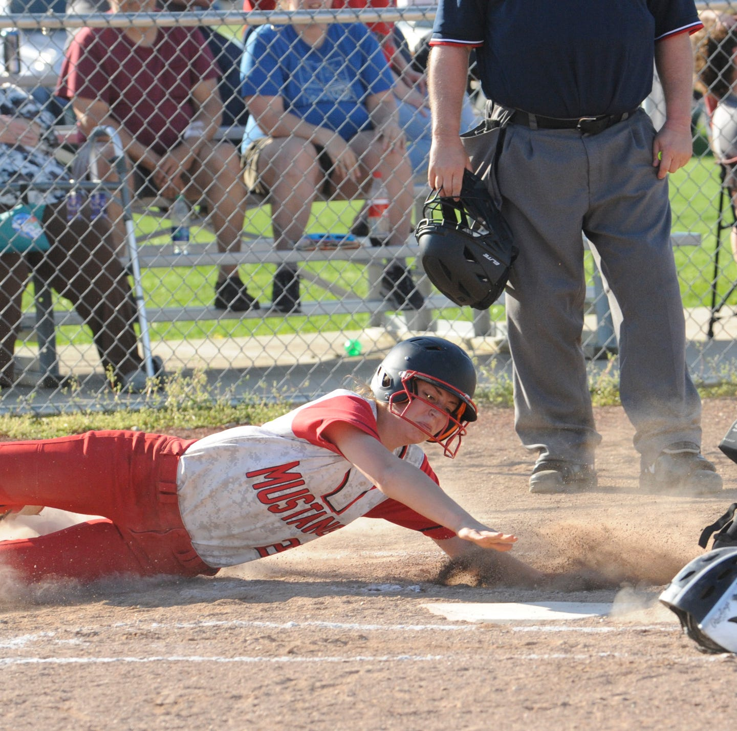 OHIO HS SOFTBALL: Westfall stays perfect in SVC play with 12-2 win over Huntington