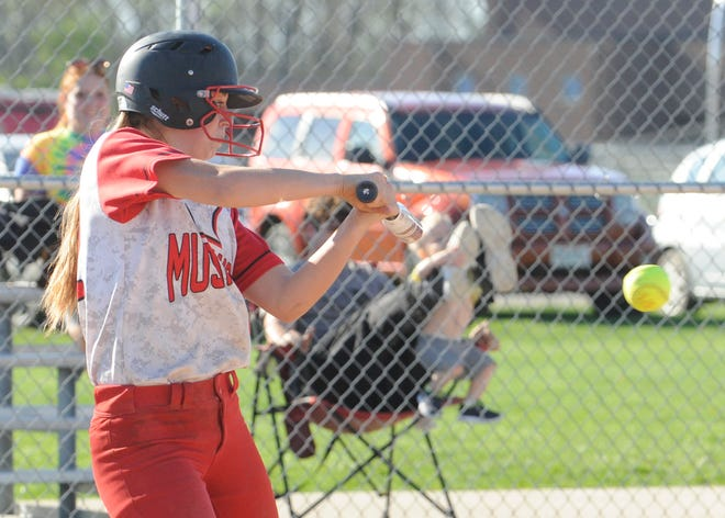 Westfall softball defeated Piketon 16-1 to clinch a share of the SVC title on Tuesday.