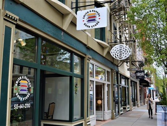 Smith & Hannon Bookstore is set to  open Saturday at 1405 Vine St. in Over-the-Rhine
