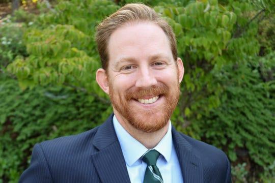Cincinnati Parks Director Wade Walcutt