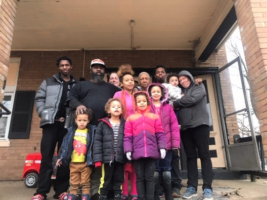 Thirteen members of Kenneth Simpson's family in Avondale were saved from a house fire last December by free smoke alarms installed by Red Cross volunteers.