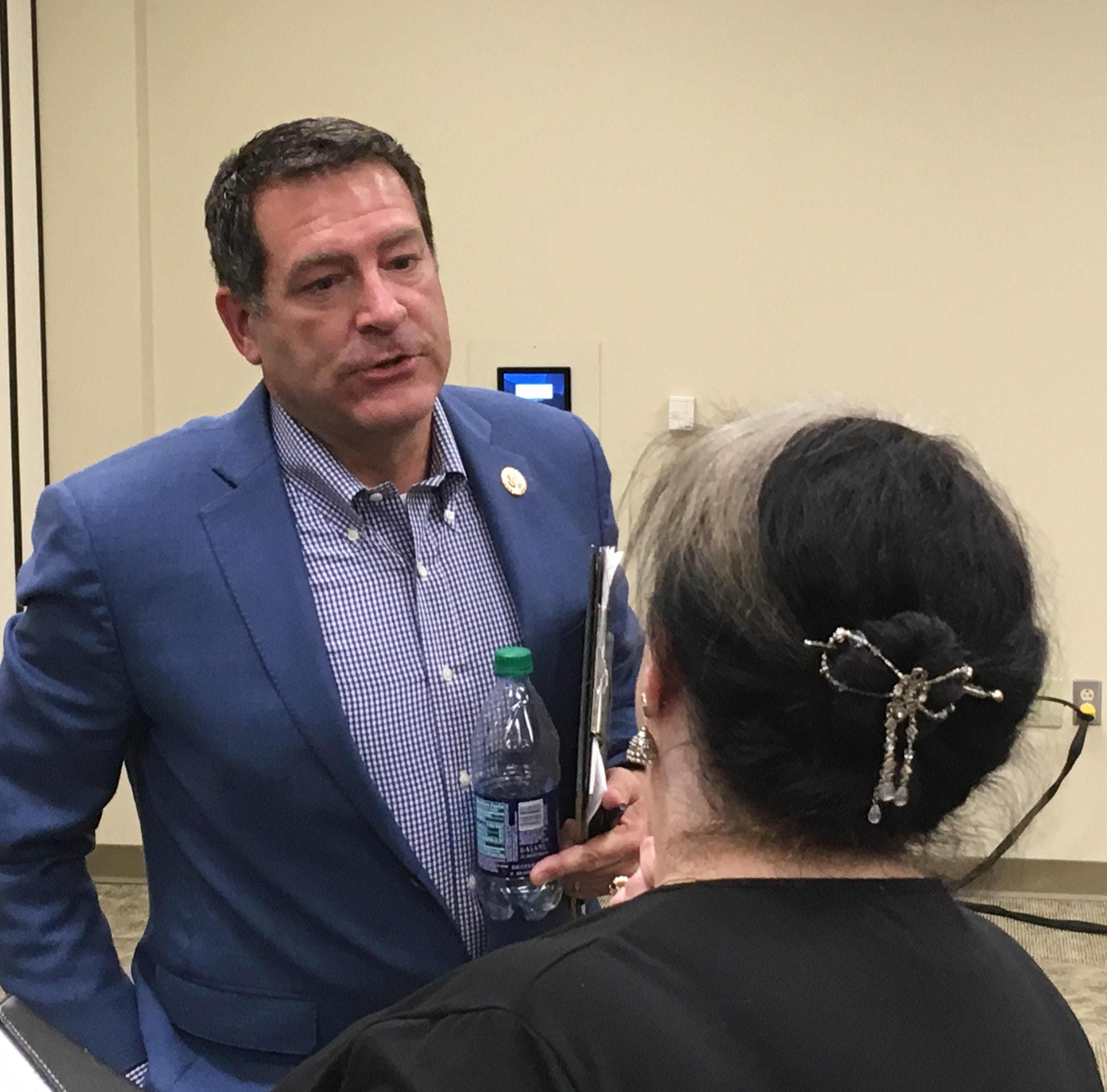 Rep. Mark Green calls for focus on priorities other than Trump investigations