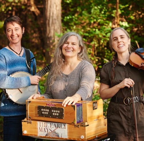 The Early Mays to perform old-time Appalachian music on May 2 at RVCC