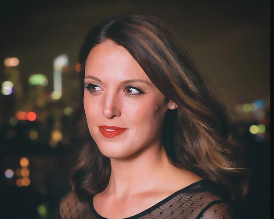 Jazz singer Brynn Stanley will perform with the Dan Crisci Trio on April 27 at Watchung Arts Center.