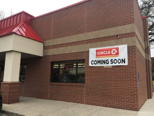 Circle K is opening at the former Kum & Go location at EP True Parkway.