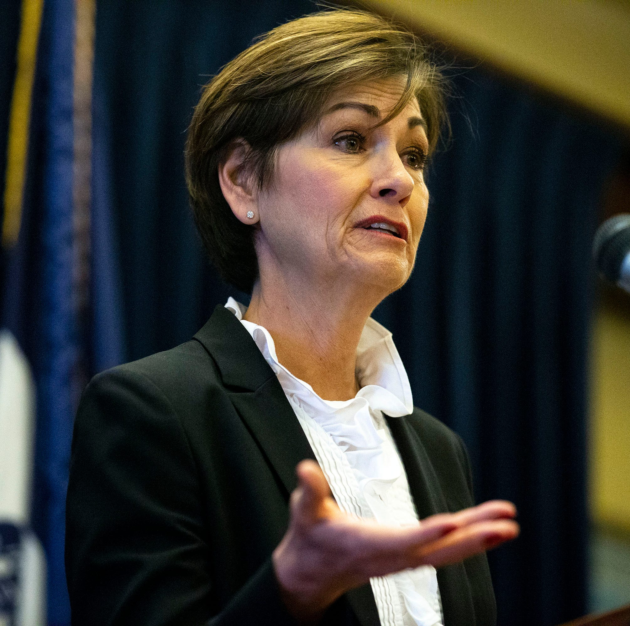 Bipartisan attorneys general ask Gov. Kim Reynolds to veto Iowa AG power-limits bill