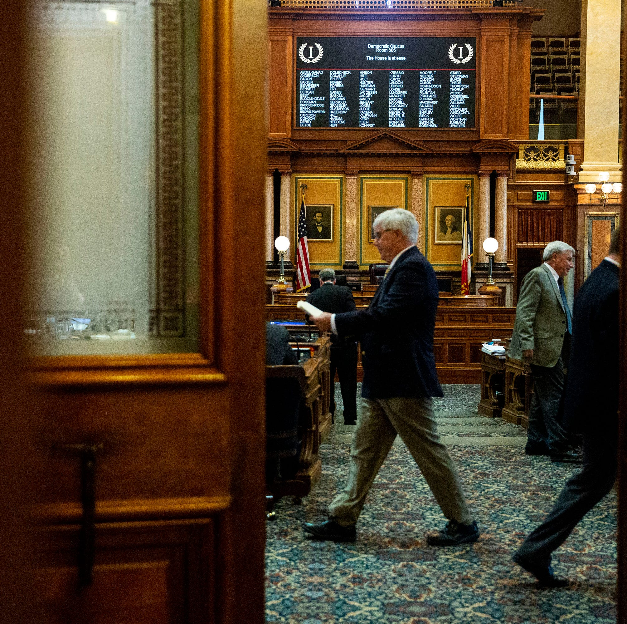 Lawmakers did what? 6 under-the-radar actions in the final days of the 2019 Iowa legislative session