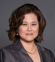 Detroit Inspector General Ellen Ha, pictured, was appointed by the City Council on July 31, 2018. Ha, the city's second inspector general, began her nonrenewable, six-year term August 20.