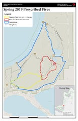 The National Park Service plans to conduct a prescribed burn in Sleeping Bear Dunes National Lakeshore spring 2019. The burn will be the first broadcasted in National Lakeshore.