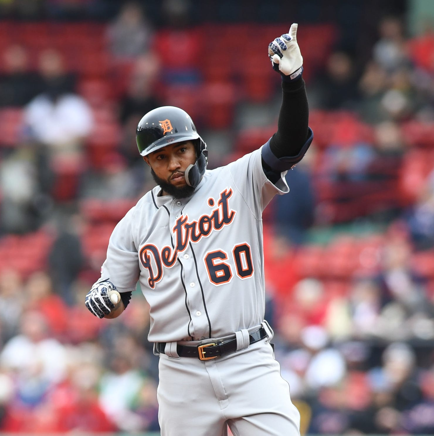 Ronny Rodriguez 'ready for the moment' in Detroit Tigers' win vs. Red Sox