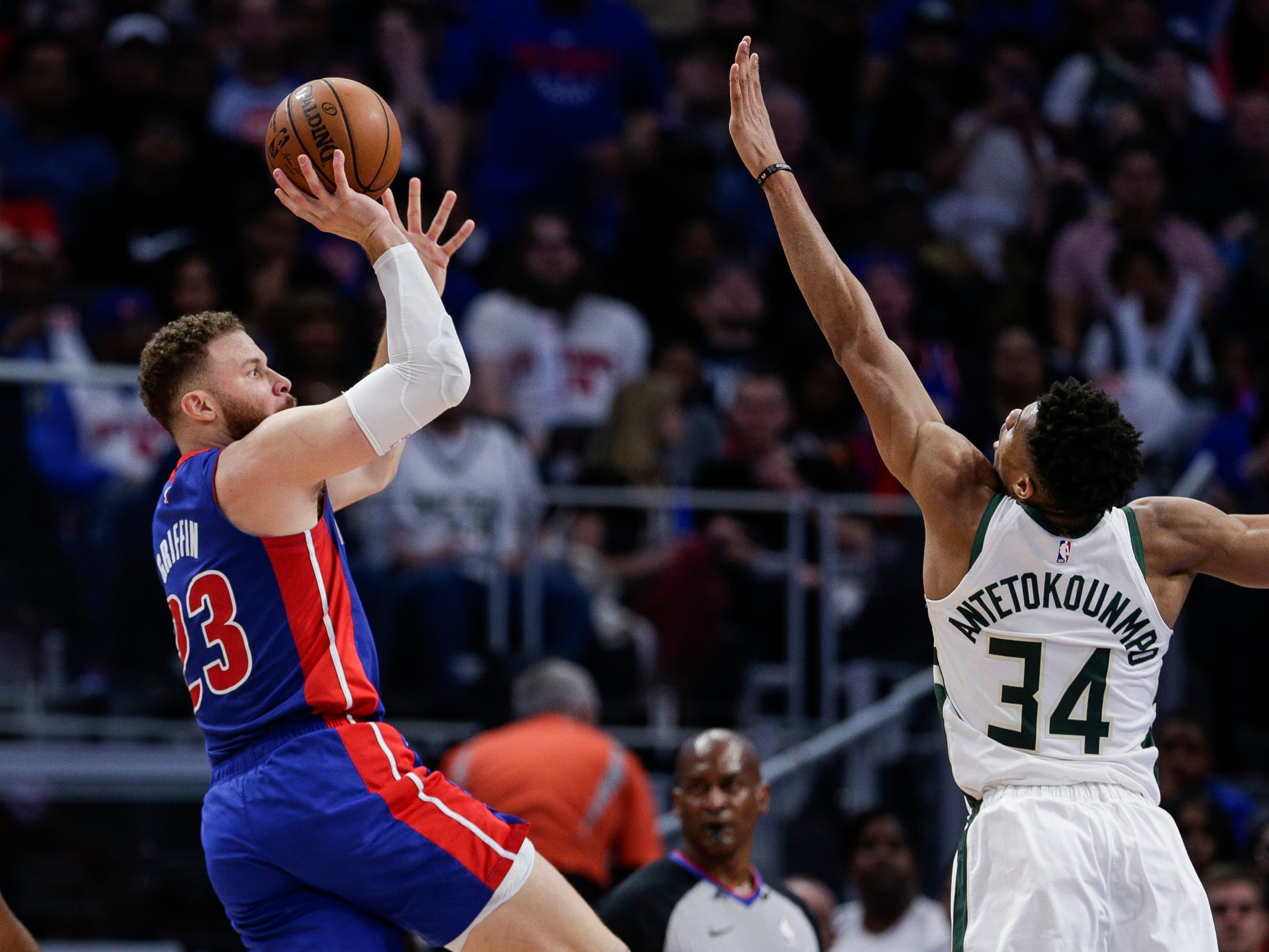 Detroit Pistons show fight in Game 4. That means more than series result