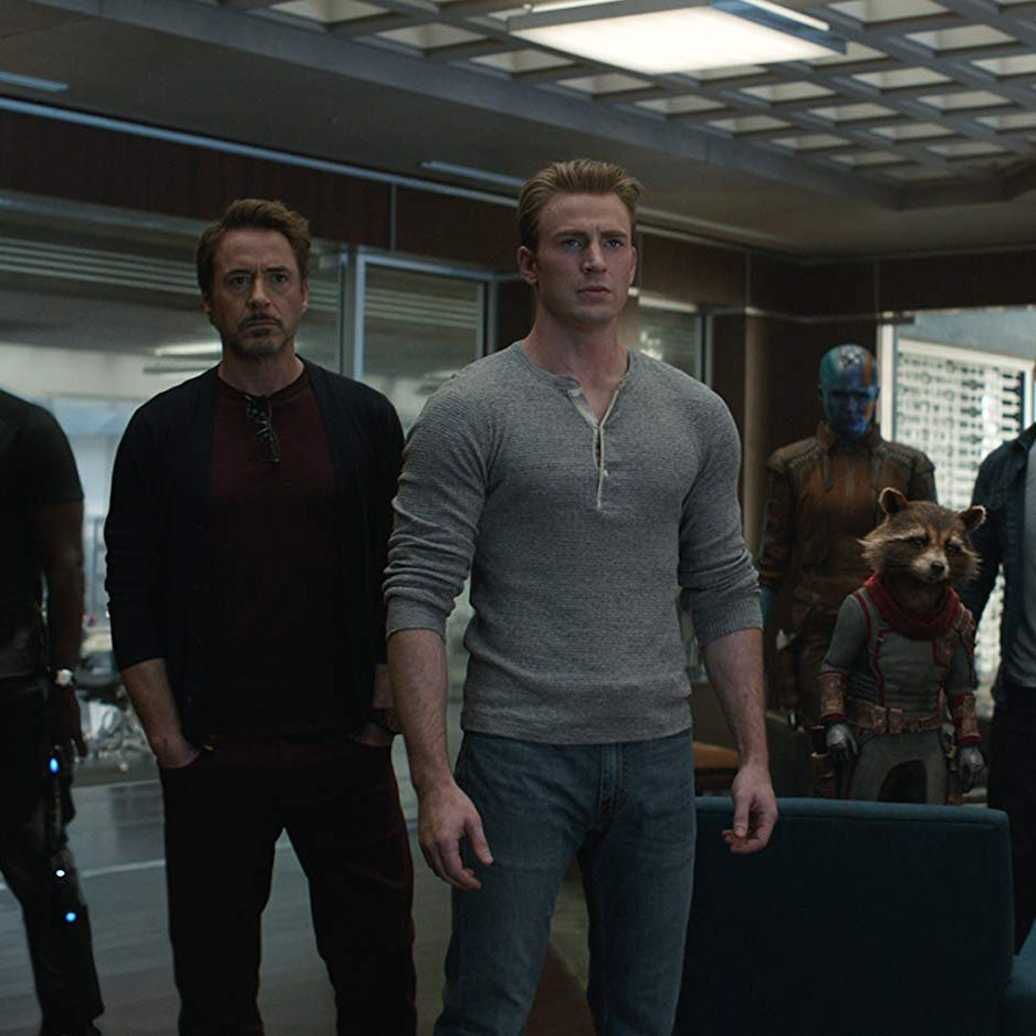 Review: 'Avengers: Endgame' a super send-off