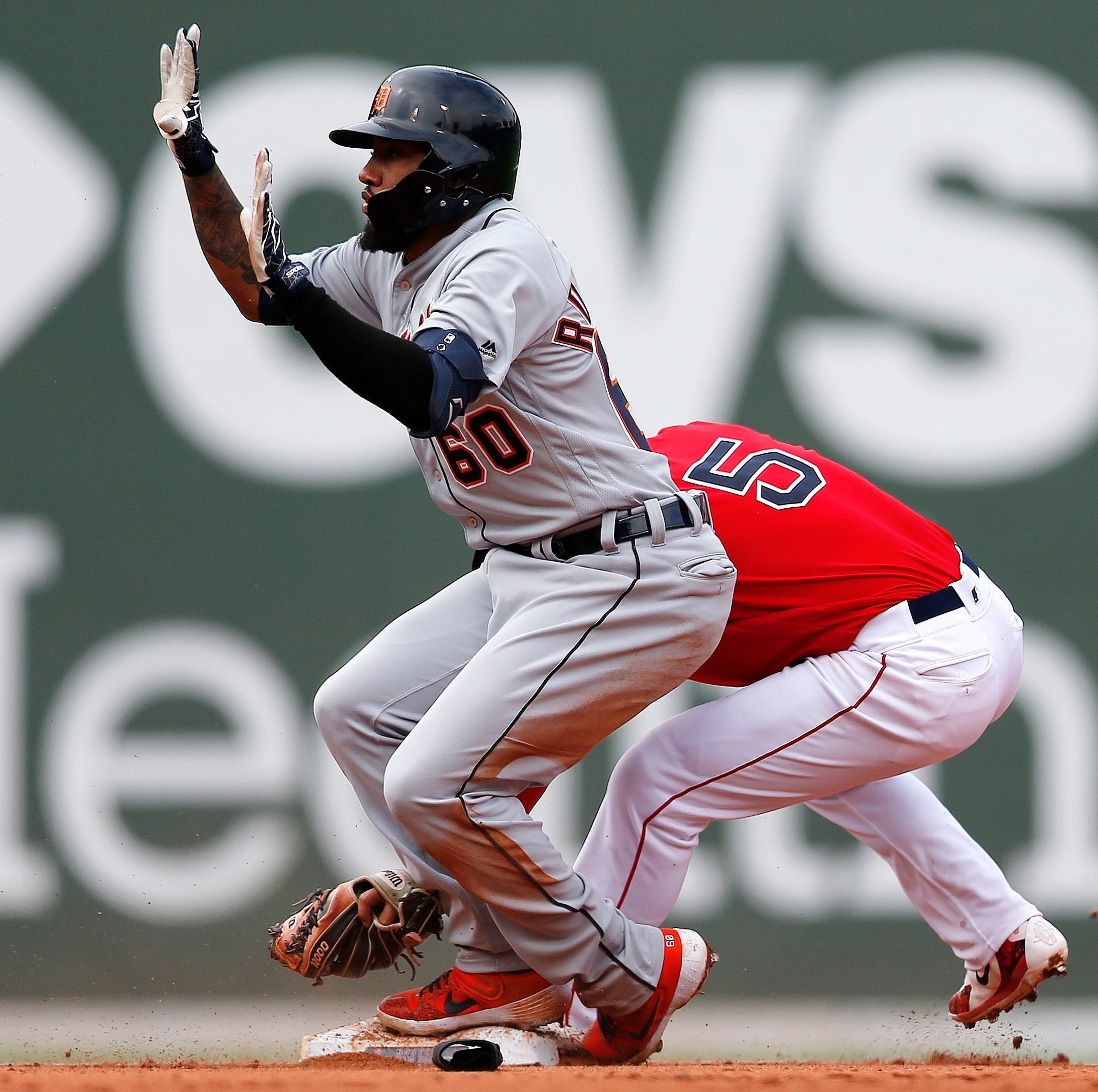Say what? You'll never guess the Tigers' hitting stars in win over Red Sox in Game 1