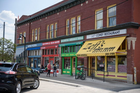 The Eastern Market is looking at ways to keep open the Russell Street Deli, which has said it will close because of a dispute over rent and repairs with its landlord. The potential closing of a long-time anchor at the market is raising new concerns about gentrification.